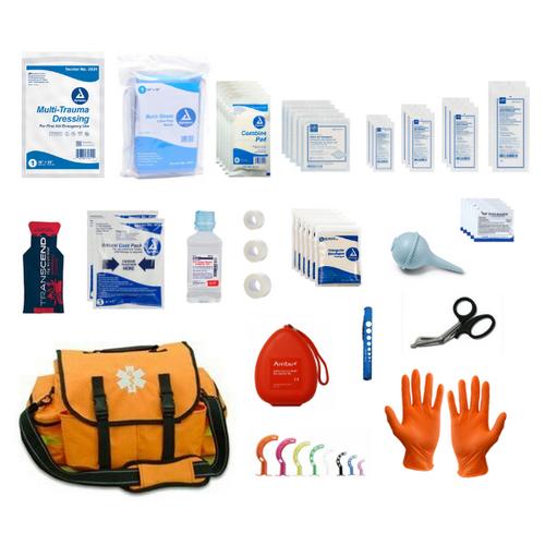 Stocked Trauma Bag - Contents
