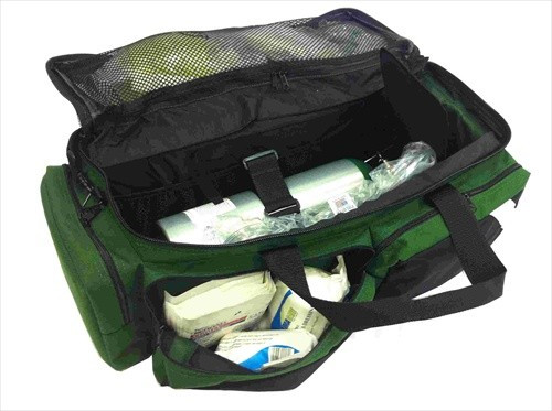 Airpack Green - Open