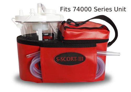 SSCORT-3 SUCTION Battery - 74000 Series