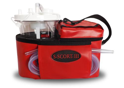 SSCORT 3 Portable Suction Unit