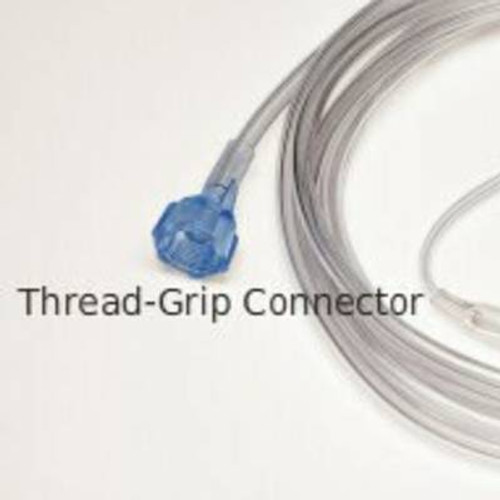 Adult Nasal Cannula with Universal Thread-Grip Tubing