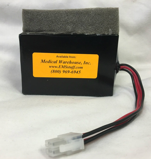 Replacement Battery for Devilbiss/Laerdal Compact Suction Unit