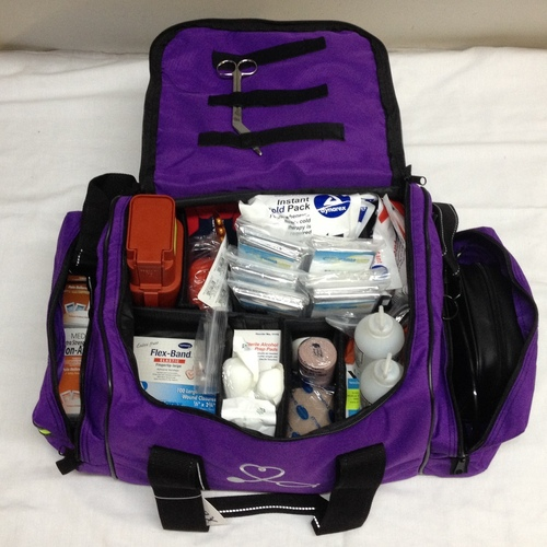 EOC FACILITIES KIT - Navy, Orange or Purple