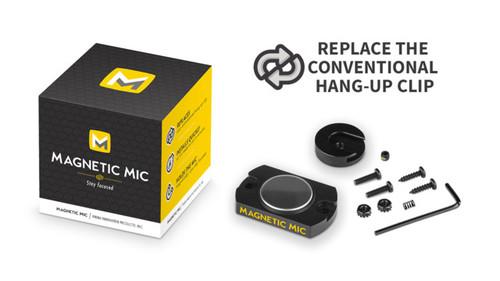 Magnetic Mic Conversion Kit
