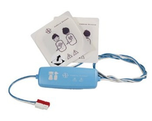 Cardiac Science® Pediatric Defib Pads for G3 AED