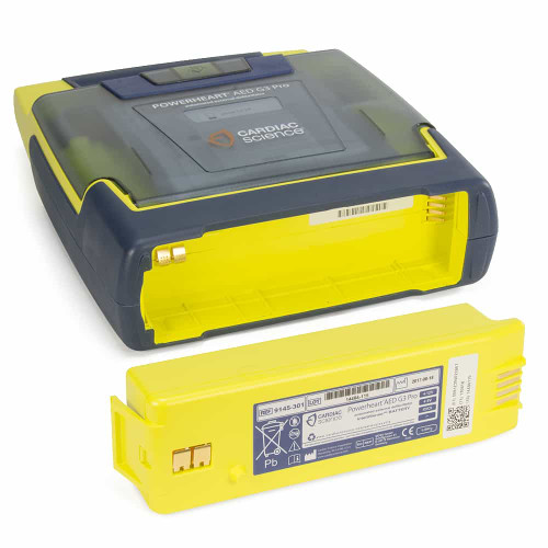 Cardiac Science® G3 AED Battery
