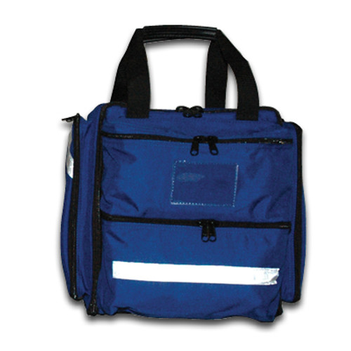 BLS TRAUMA BAG in Red or Royal Blue - Made in USA