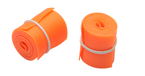 Tourniquet, Orange Latex-Free - 25 per Pack