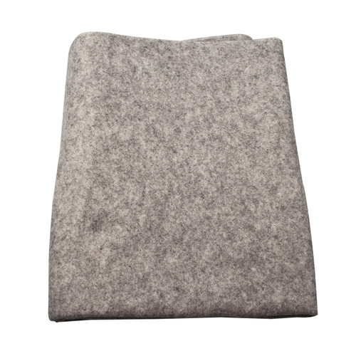 """Disposable Grey Blanket - 100% Polyester - 60""""x80"""""""