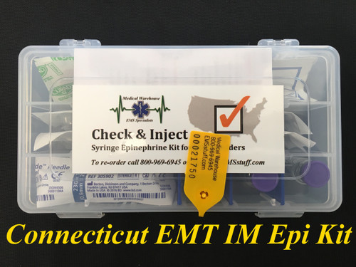 Check & Inject CT Kit - Closed and Sealed