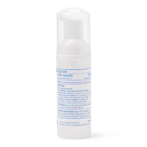 Foaming Hand Sanitizer 1.7oz Pump Bottle - Kit Sized