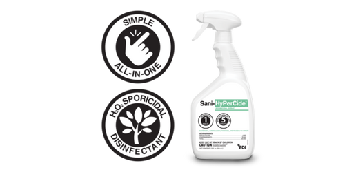 Sani-HyPerCide™ Germicidal Spray - 32oz