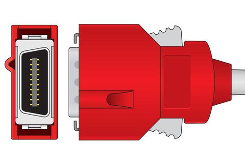 20 Pin Red Connector