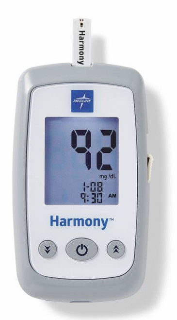 Harmony Meter with Strip