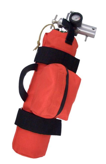 Oxygen Cylinder Sleeve with Pocket