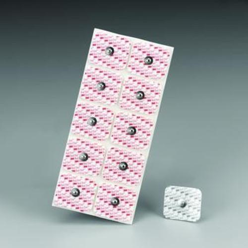 3M #2560 Red Dot EKG Electrodes 50 per Pack