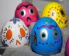 Day of the Dead Confetti Eggs Mexican Cascarones
