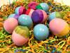 Gender reveal Mexican confetti eggs