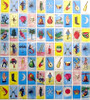 Loteria poster gift wrapping paper