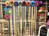 Mexican Paper Tissue Flowers - Set of 60 Photo Wall Variety