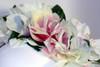 Ivory Frida Kahlo Flower Crown Women's Mexican Wedding