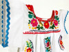 Girls Mexican Embroidered Dress Size 5