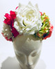 Ivory Rose Hydrangea Mexican Wedding Flower Crown