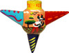 Mexican Pottery Christmas Ornament - Star 5