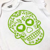 Baby Outfit Bodysuit Spanish Calavera Skull Day of the Dead