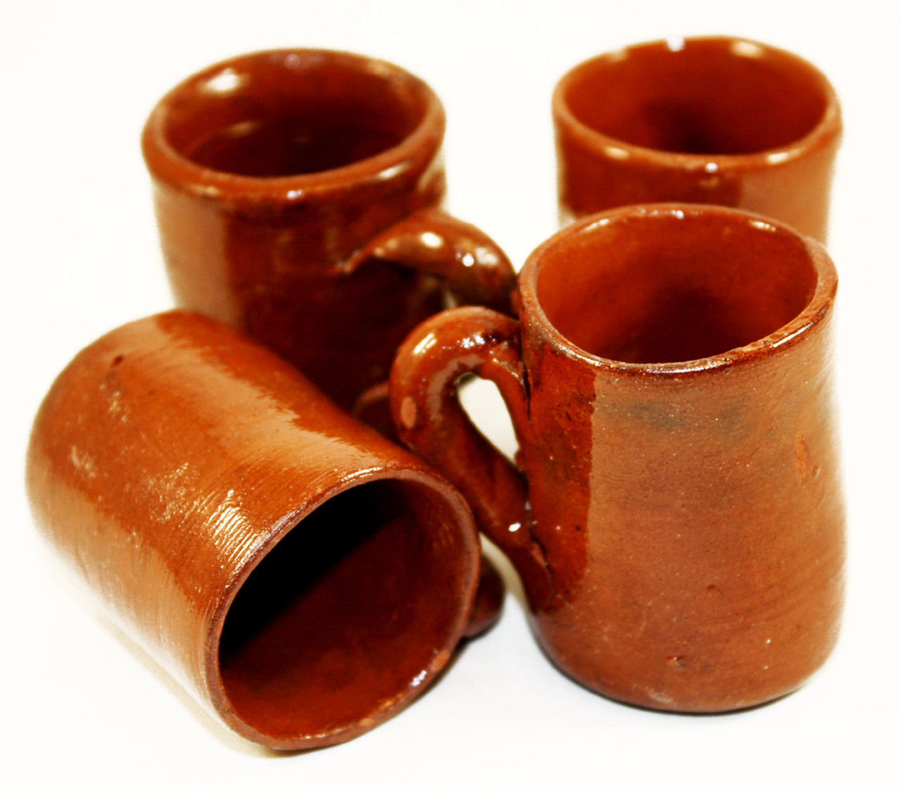 Tequila Shot Glasses & Pottery
