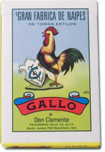 Mexican Loteria Game Cards