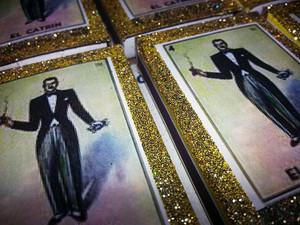 Same-Sex Gay Wedding Favors Mexican Matchbox - Set of 100