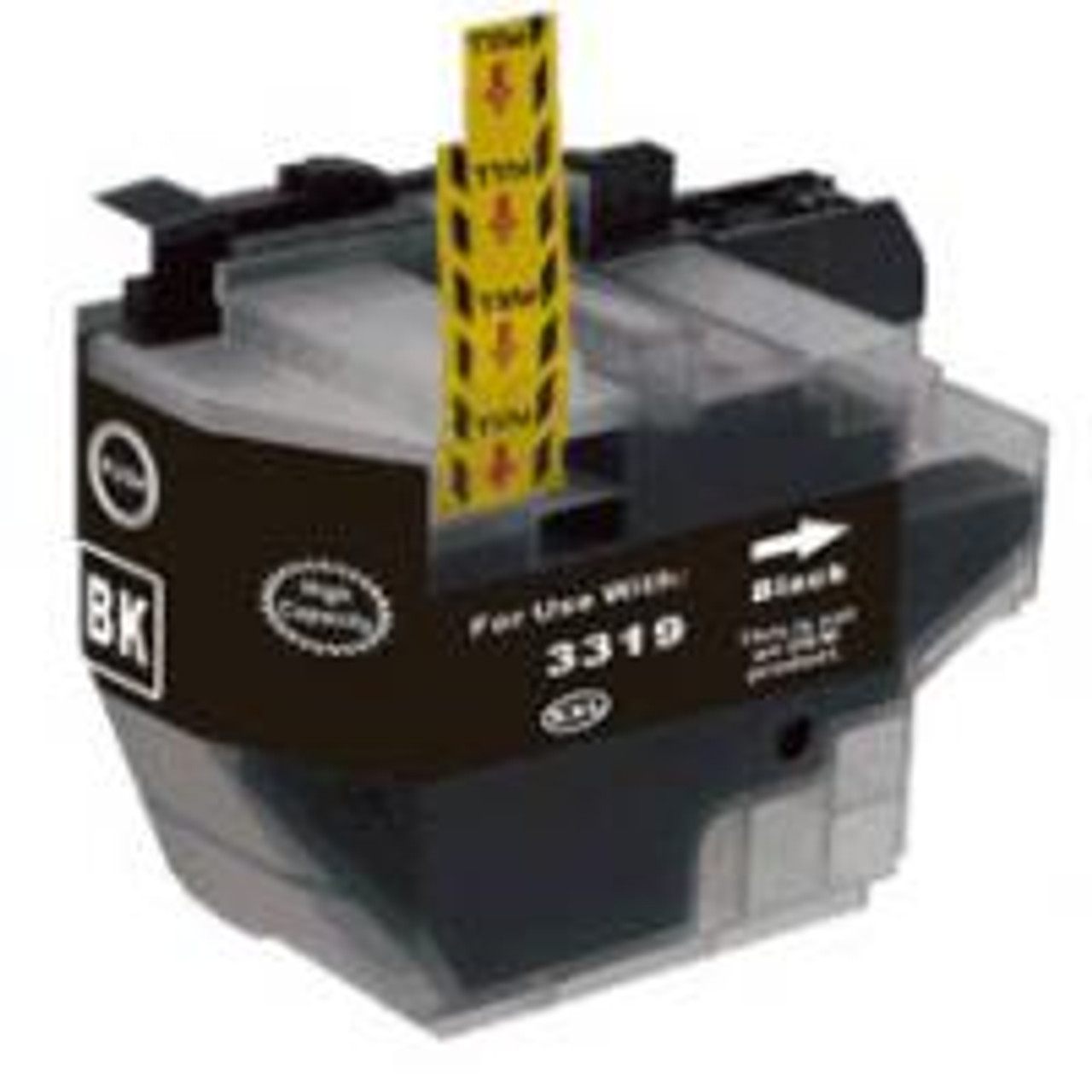 Brother LC-3319XL Black Ink Cartridge - 3,000 pages **Compatible**