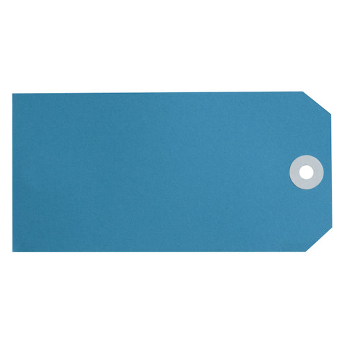 Avery Blue Shipping Luggage Tags, Size 6, 134 x 67 mm, 1000 Tags (16120)