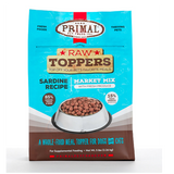 Primal Frozen Raw Toppers Market Mix