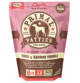 Primal Frozen Raw Dog Food