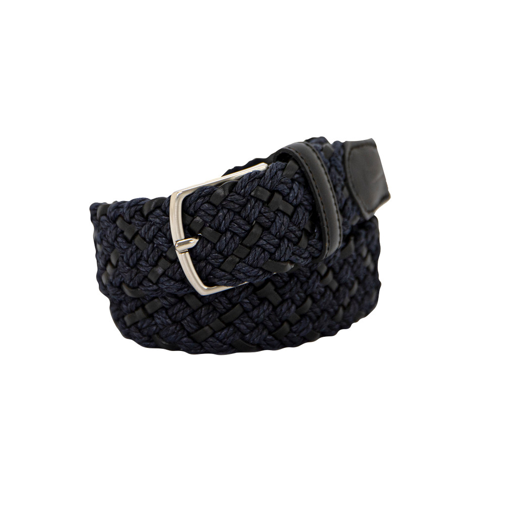 """Monterey"" 35mm Plaited Belt"