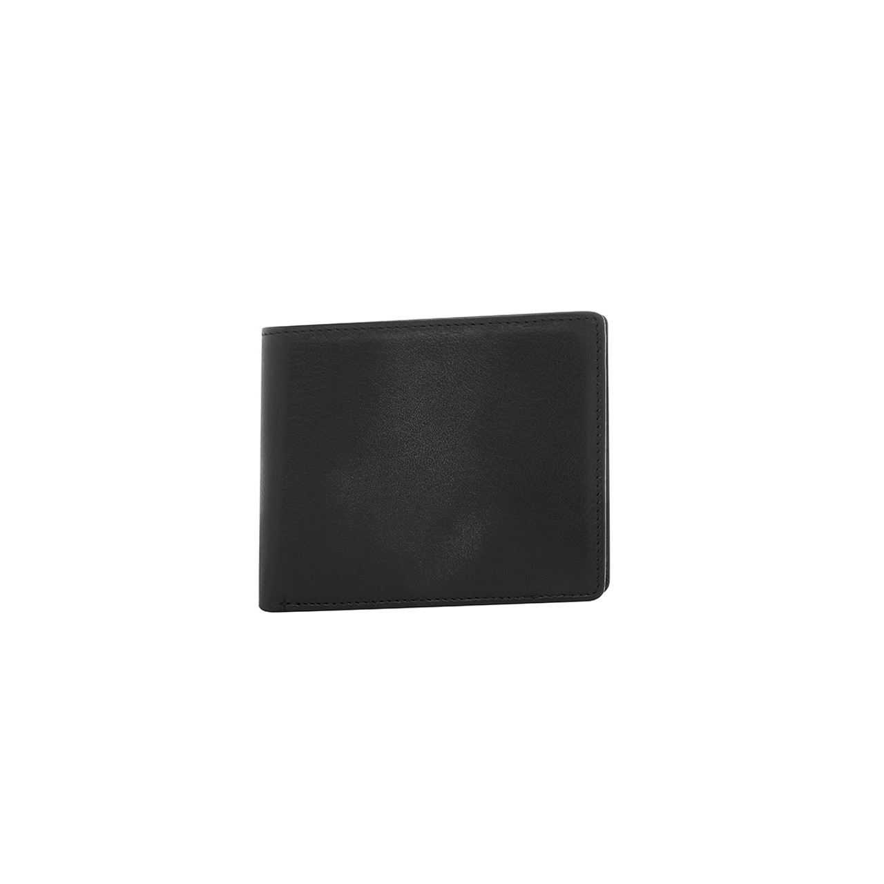 """""""Wilbur"""" Leather Wallet with RFID Protection"""