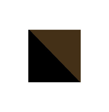 Black/Brown swatch