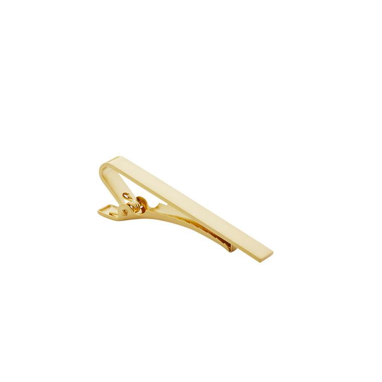 Tie Bar - Matt Gold