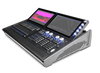 ChamSys MagicQ MQ500M Stadium Console (256 Universe) With Flight Case with wheels