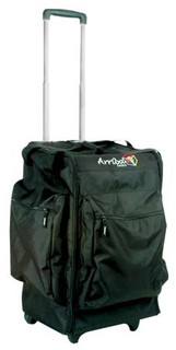 Arriba AC-165 Moving Head Type Bag With Wheels