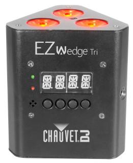 Chauvet DJ EZ Wedge TRI battery-operated tri-color LED wash light(PRE-Order)