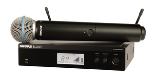 Shure BLX24R/B58 Handheld Wireless System