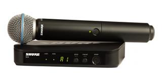 Shure BLX24/B58 Handheld Wireless System