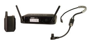 Shure GLXD14/SM35 Headworn Wireless System