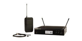Shure BLX14R/W93 Lavalier Wireless System
