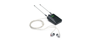 Shure SE846 Sound Isolating Earphones (Available In Clear Or Metallic Bronze)