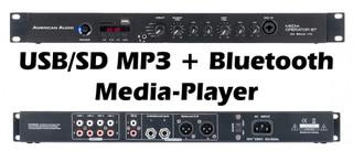 American Audio Media Operator BT Rackmount Mixer