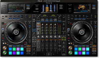 Pioneer DJ DDJ-RZX Professional 4 Channel Controller For Rekordbox DJ & Rekordbox Video (DDJRZX)